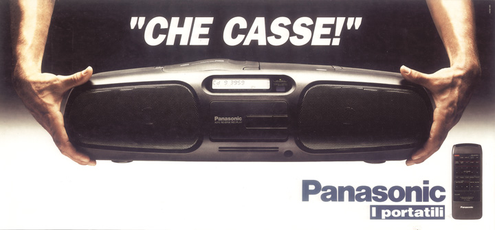 Panasonic-checasse