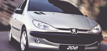 Enfant Terrible – Lancio 2 – Peugeot 206