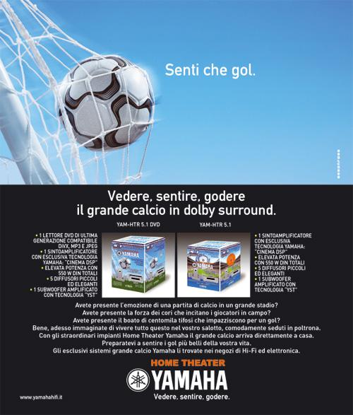 Yamaha-calcio