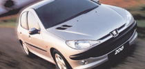 Enfant Terrible – lancio 1 – Peugeot 206